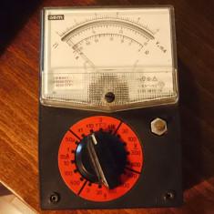 Aparat masura mavo2 - Multimetre