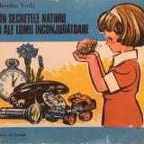Carte educativa - DIN SECRETELE NATURII SI ALE LUMII INCONJURATOARE - Claudiu Voda