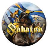 Insigna Sabaton - Carolus Rex