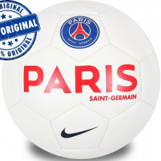 Minge fotbal Nike PSG - minge originala, Marime: 5, Teren sintetic