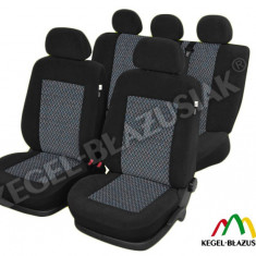 Huse Auto - Set huse scaune auto EKG pentru Dacia Logan