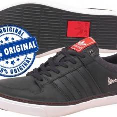 Adidasi barbati, Piele intoarsa - Adidasi barbat Adidas Originals Vespa GS 2 - adidasi originali - piele