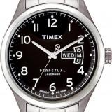 Ceas original barbatesc Timex T Series Perpetual Calendar T2M454