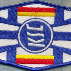202 -EMBLEMA SPORTIVA -FOTBAL -KSC -KARLSRUHER SC -GERMANIA -starea care se vede