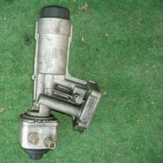 Suport filtru ulei Volkswagen Golf IV 1.9 TDI 038115389B - Radiator auto ulei