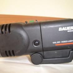 Lampa Camera Video - Lampa video BAUER BOSCH VHL 201