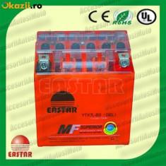 Acumulatori Moto - BATERIE Scuter 7AH 12V 7 Amperi INALTA Acumulator 7 Ah cu GEL fara intretinere