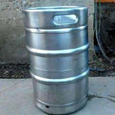 Scule/Unelte - Butoi inox 50l