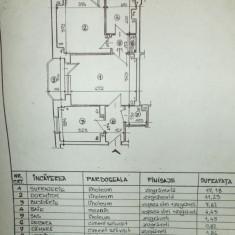Apartament de vanzare, 2 camere, Etajul 6, An constructie: 1986, Suprafata: 52 - Vand apartament 2 camere
