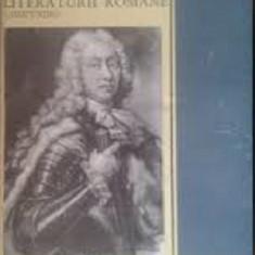 Istoria literaturii romane de George Calinescu - Studiu literar