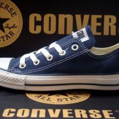 Tenisi Converse All Star Culoare - albastru - Tenisi barbati Converse, Textil