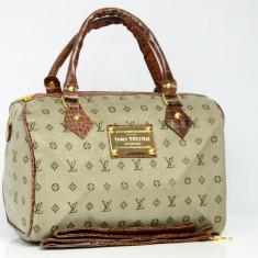 Geanta Dama Louis Vuitton, Geanta de umar, Bumbac - Geanta / Poseta de umar sau mana Louis Vuitton LV - Cadou Surpriza