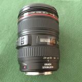 Obiectiv DSLR - Teleobiectiv Canon EF 24-105mm f/4L IS USM