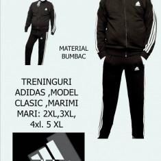 TRENINGURI ADIDAS BARBATI MARIMI XL .2 xL3XL. ., LIVRARE GRATUITA - Trening barbati Adidas, Marime: XXL, XXXL, Culoare: Gri, Negru, Bumbac