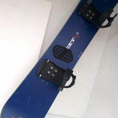 Placa snowboard EXT H2O, 158 cm, cu legaturi SHOXX - Placi snowboard