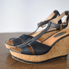 Sandale dama - MARC O'POLO SANDALE CU PLATFORMA MARIMEA 36.5