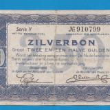 Olanda 2.5 gulden 1938 3 - bancnota europa
