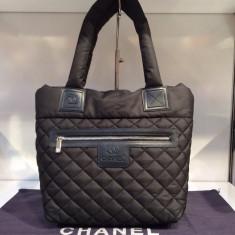 Geanta Dama Chanel, Geanta de umar, Panza - Geanta Chanel Sport Bag * Diferite Culori * Material de fas *