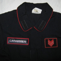 VESTON CARABINIERI - Uniforma militara, Marime: 50, Culoare: Albastru