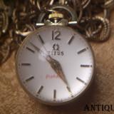 Ceas elvetian Solville et Titus, model Englebert, autentic, vintage - Ceas de buzunar vechi