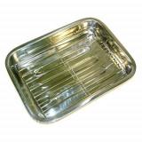 Tava din inox pentru lasagna 30 cm Ioana