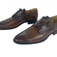 Pantofi eleganti barbati piele naturala Denis-1288 m - Pantofi barbati, Piele naturala