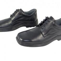 Pantofi barbati, Piele naturala - Pantofi casual barbati piele naturala Denis-631 n