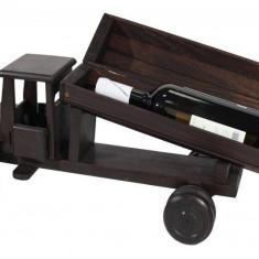 Suport masina pentru o sticla vin