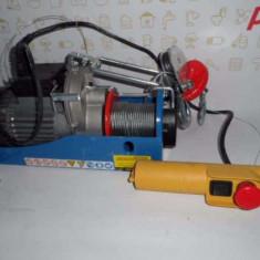 Troliu electric GUDE GSZ 200/400
