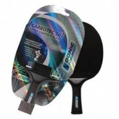 Paleta ping pong - PALETA TENIS DE MASA CARBOTEC 50 ANATOMIC