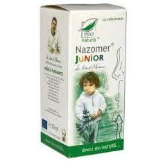 NAZOMER JUNIOR 30ML NEBULIZATOR - Aparat monitorizare