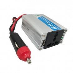 Invertor 12V-220V cu putere 150W - Invertor Auto