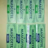 Foite tigari - Foite pentru rulat tutun Mascotte Original/ Mascotte Green.