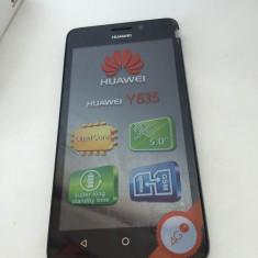 Telefon Huawei, Argintiu, 4GB, Neblocat, Dual SIM, Quad core - Huawei Y635 Dual SIM Quad-Core 5