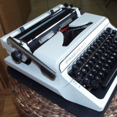 Masina de scris - Masina scris mecanica PRASIDENT