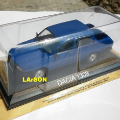 Macheta metal DeAgostini Dacia 1309 SIGILATA + revista Masini de Legenda nr.21 - Macheta auto, 1:64