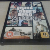 Jocuri PC, Actiune, 18+ - Joc PC - Grand Theft Auto - San Andreas - GTA (BOX SET) (GameLand )