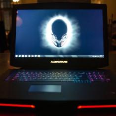 Laptop Alienware M18x Dell - Alienware 18 gaming laptop gtx sli