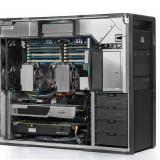 WORKSTATION HP Z800 2xINTEL XEON W5580/16GB DDR3/2x300GB SAS/Quadro 4600 - Sisteme desktop fara monitor HP, Peste 3000 Mhz, 500-999 GB, Socket: 1366