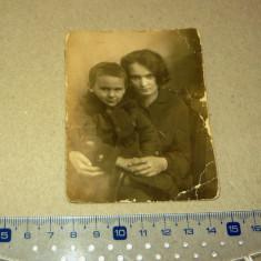 Fotografie veche - mama cu copilul - 2+1 gratis - RBK11100