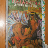 HAIAVATHA CAPETENIA PIEILOR ROSII - H.W.LONGFELLOW - ILUSTRATII NICU RUSU - Carte de povesti