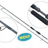 Lanseta Spining din carbon Baracuda Black Pearl 2 - 2, 35mt, Lansete Spinning, Numar elemente: 2