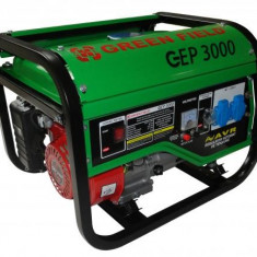 Generator curent Green Field GEP3000