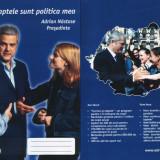 Colectii - Set materiale electorale Adrian Năstase, de acum 12 ani