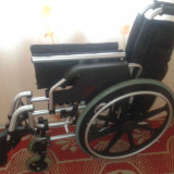 Scaun pliabil ORTO PROFIL pentru persoane cu dizabilitati
