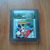Jocuri Game Boy - Nintendo Game Boy Color - Mickey's Speedway USA