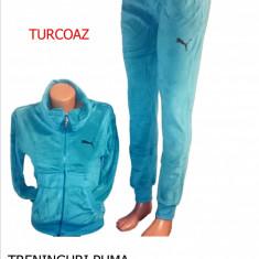 Trening dama Puma, Catifea - TRENINGURI PUMA, MATERIAL CATIFEA, 5 CULORI, LIVRARE GRATUITA