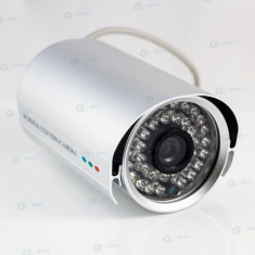 Camera CCTV - Camera supraveghere cu infrarosu CCD 36 LED IR, 480 Linii, 3.6 mm Model 802MS