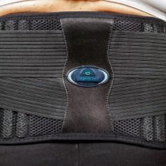 Centura spate / suport lombar reglabil din neopren cu pietre magice AFT-Y012