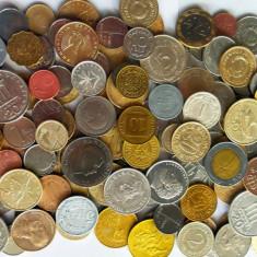 Licitatie 150 monede straine si romanesti (inclusiv ARGINT)- de la 1 leu!, Europa, An: 1990